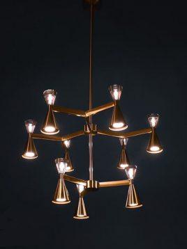 voodoohome cluster chandeliers model L107 1 268x358 - لوستر خوشه ای وودوهوم مدل L107