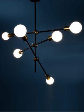 voodoohome cluster chandeliers model L114 1 268x358 - لوستر خوشه ای وودوهوم مدل L114