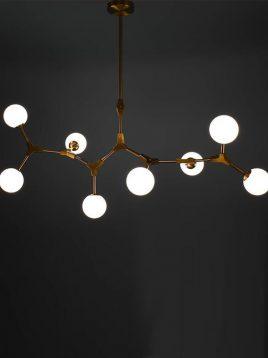 voodoohome cluster line chandeliers model VL2203 1 268x358 - لوستر کانتر خوشه ای وودوهوم مدل VL2203