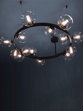voodoohome modern chandeliers model VL2204 1 268x358 - لوستر مدرن وودوهوم مدل VL2204