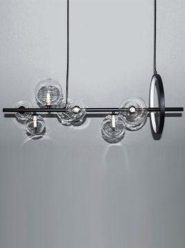 voodoohome modern chandeliers model VL2205 3 268x358 - لوستر کانتر مدرن وودوهوم مدل VL2205