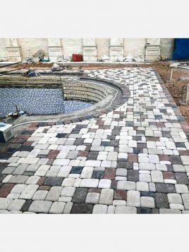 سنگ فرش دبرا مدل نوستالژیک