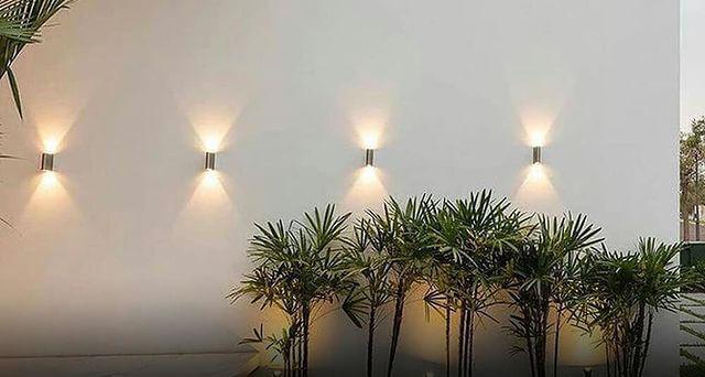 tabesh24 Fixed wall lights code gu10 0 - چراغ دیواری ثابت تابش کد gu10 -  - flush-mount-wall-lights