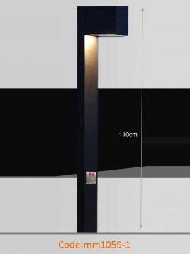 پایه چراغ چمنی ام ام الکتریک مدل۱-۱۰۵۹