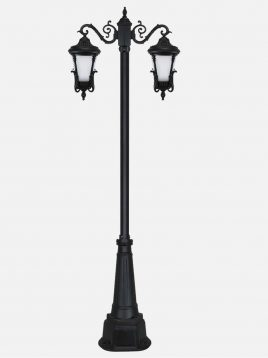 چراغ دوشاخه پارکی بیتانور مدل آرتین Bi-672213