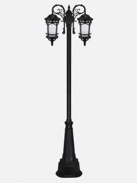 چراغ دوشاخه پارکی بیتانور مدل آرتین Bi-682313