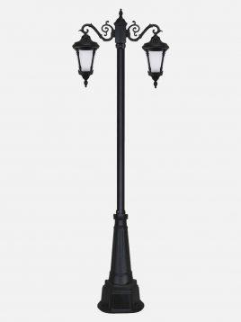 چراغ دوشاخه پارکی بیتانور مدل آترون Bi-642213