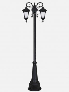 چراغ دوشاخه پارکی بیتانور مدل آترون Bi-642313