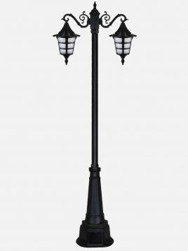 چراغ دوشاخه پارکی بیتانور مدل آیسو Bi-632213