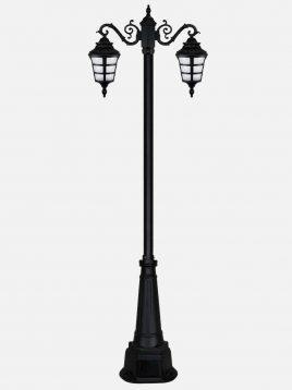 چراغ دوشاخه پارکی بیتانور مدل آیسودا Bi-652213