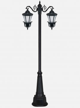 چراغ دوشاخه پارکی بیتانور مدل رادین Bi-662213