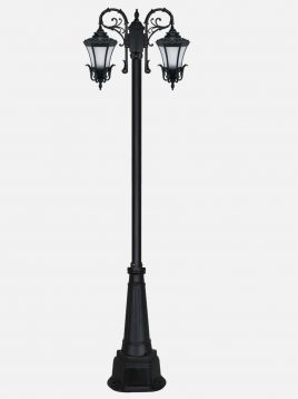 چراغ دوشاخه پارکی بیتانور مدل رادین Bi-662313