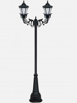 چراغ دوشاخه پارکی بیتانور مدل رادین Bi-662423