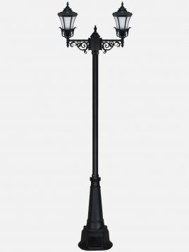 چراغ دوشاخه پارکی بیتانور مدل رادین Bi-662523