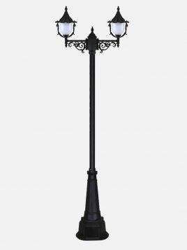 چراغ دوشاخه پارکی  بیتانور مدل سلطنتی Bi-522523