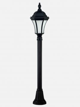 چراغ سرلوله پارکی بیتانور مدل رومی کمرباریک Bi-551023