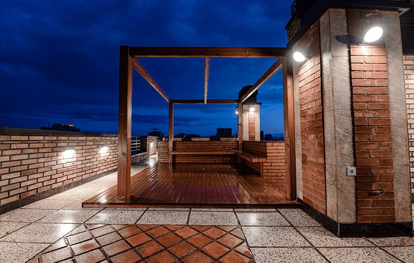 mazand termo wood tile model 3030 mca 0 - تایل ترمووود کف مازند چوب ۳۰*۳۰ MCA -  - termo-wood