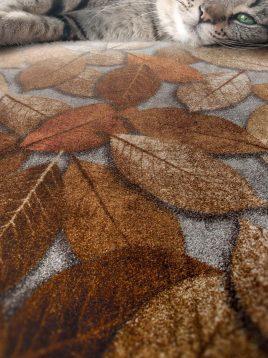 موکت تافتینگ ظریف مصور مدل پاییز