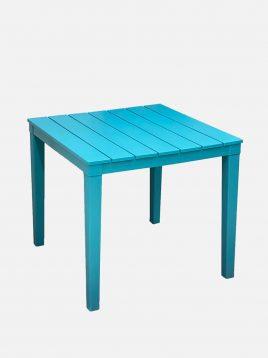 میز پلاستیکی فضای باز بابل مدل تیکا