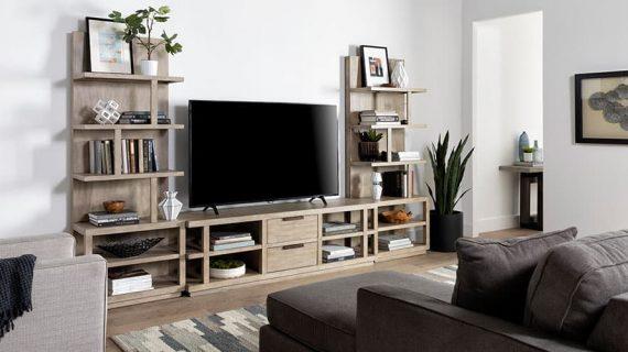 راهنمای خرید میز تلویزیون   میزهای تلویزیون مدرن چه ویژگیهایی دارند؟