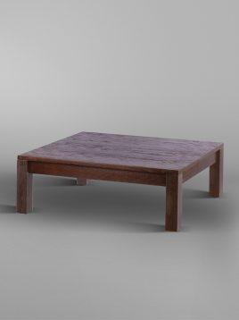 میز جلو مبلی چوبی تولیکا مدل کوآدرو